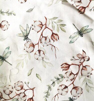 coton-fleurs-de-coton-et-libellules