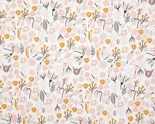 coton-fleurs-roses-et-grises